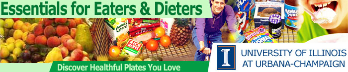 Essentials for Eaters and Dieters